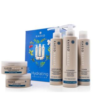 Kaeso Hydrating hidratáló arcápoló szalon szett 5 db-os
