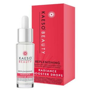 KAESO BEAUTY Radiance Booster bőrfeltöltő, bőrmegújító, ránctalanító arcszérum 30 ml