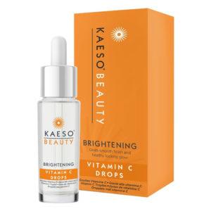 KAESO BEAUTY Vitamin C bőrmegújító, bőregységesítő C-vitamin arcszérum 30 ml