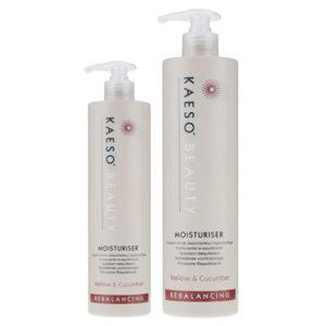 Kaeso Rebalancing bőrkiegyensúlyozó hidratáló arckrém